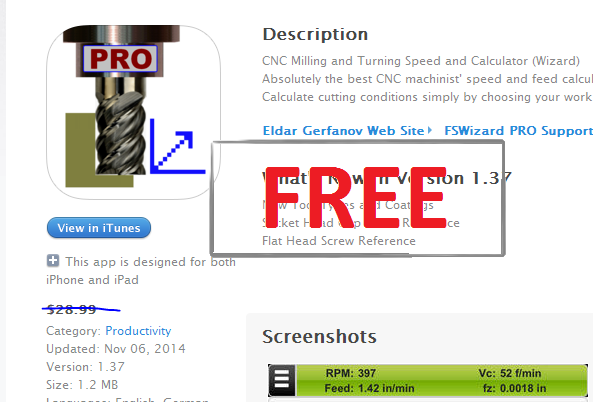 HSMAdvisor: Project News > > Free FSWizard PRO features have been